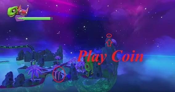 Galleon Play Coin