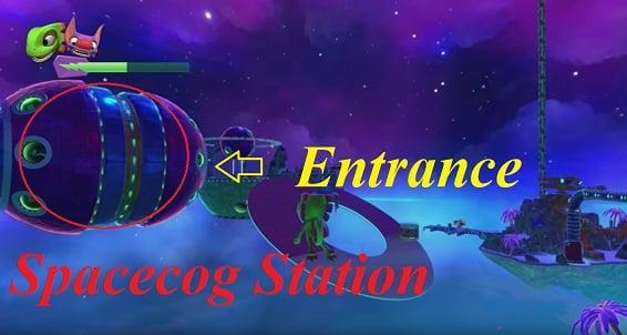 Spacecog Station