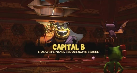 Capital B Boss