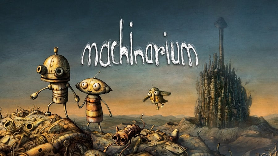 Machinarium Achievements