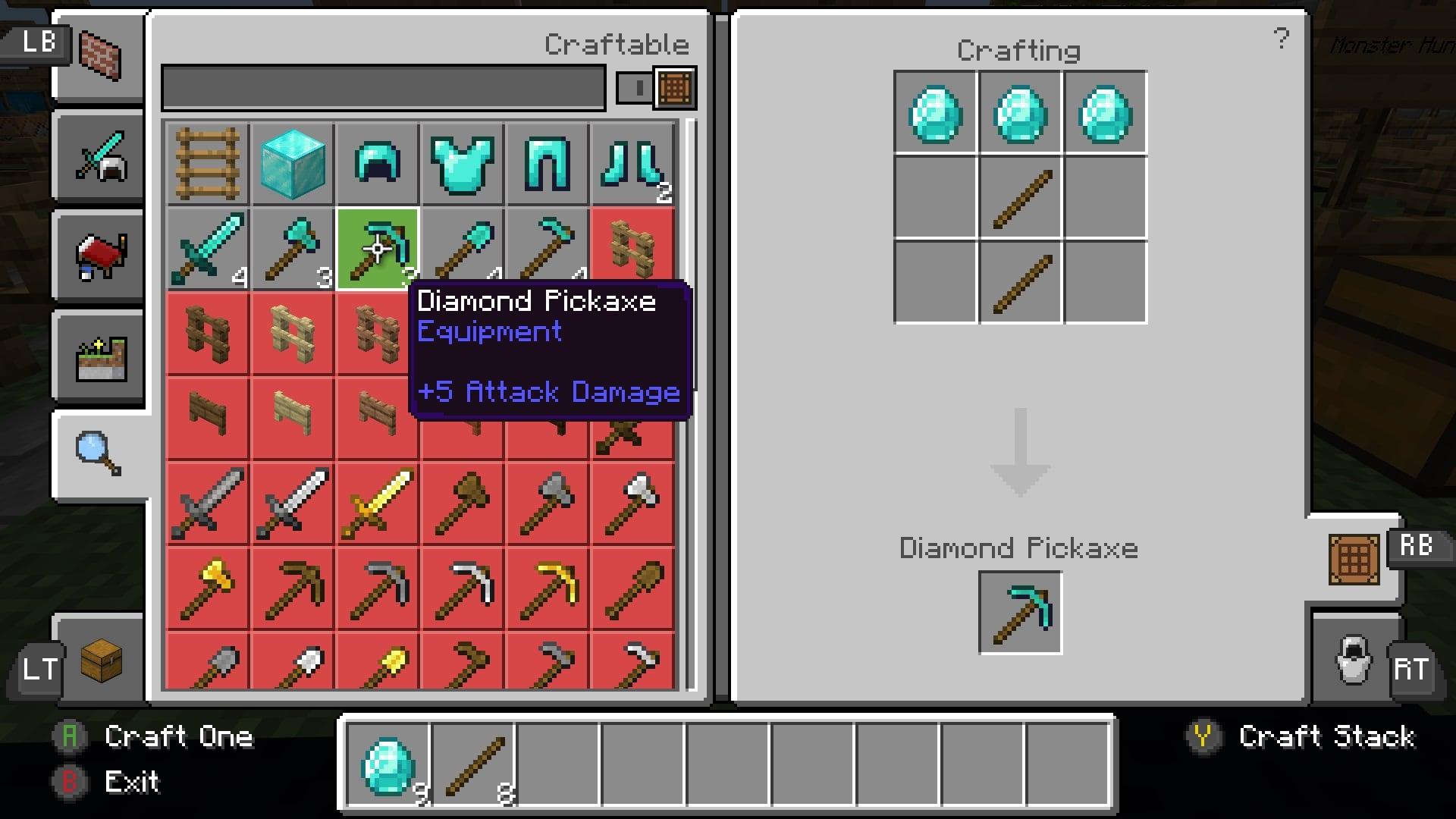 MOAR Tools - Pocket: Pickaxe