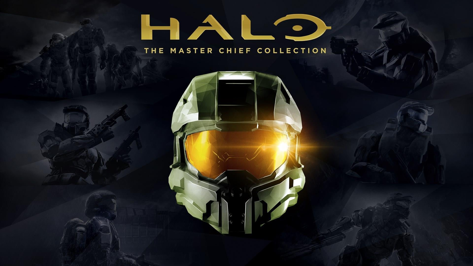 Halo: The Master Chief Collection ~ TitledHeroArt