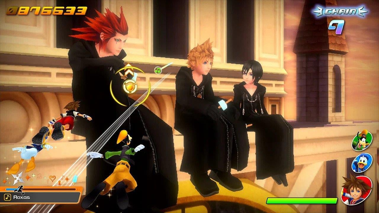 Kingdom Hearts: Melody of Memory Xbox One