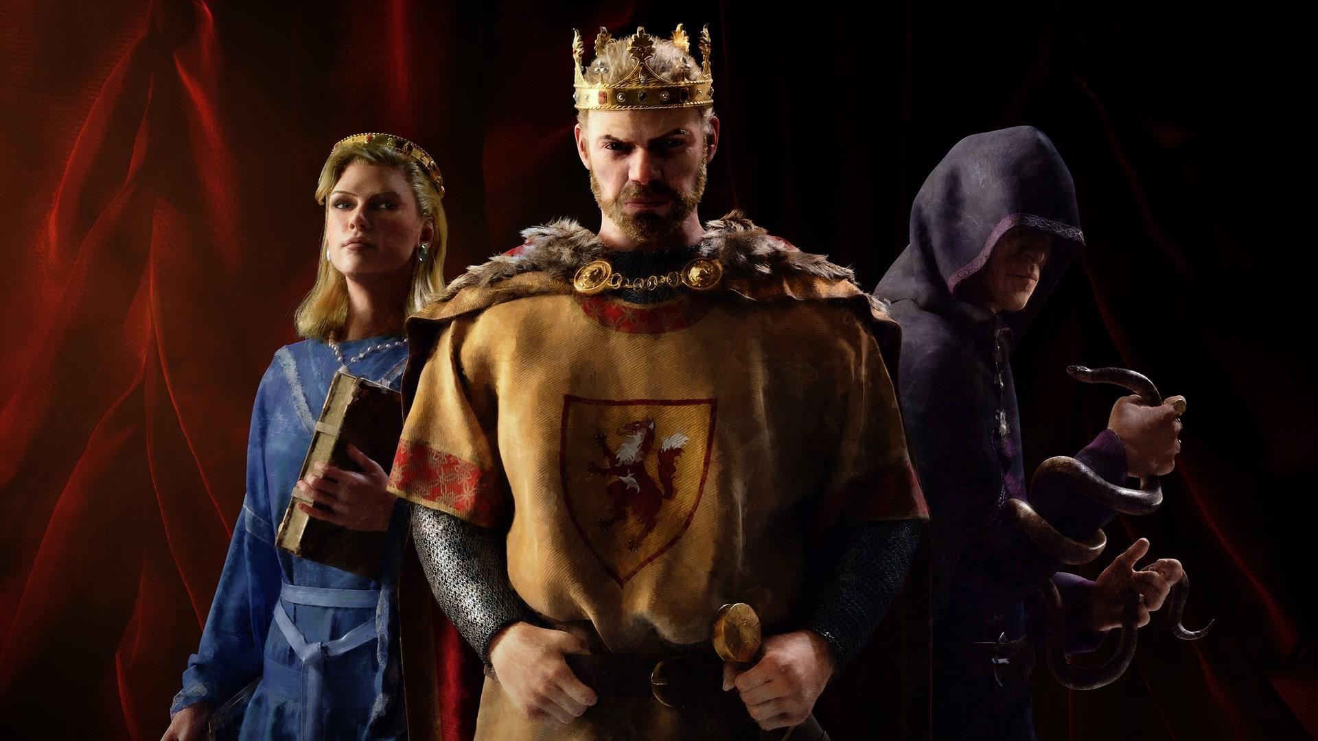 Crusader Kings III ~ HeroArt