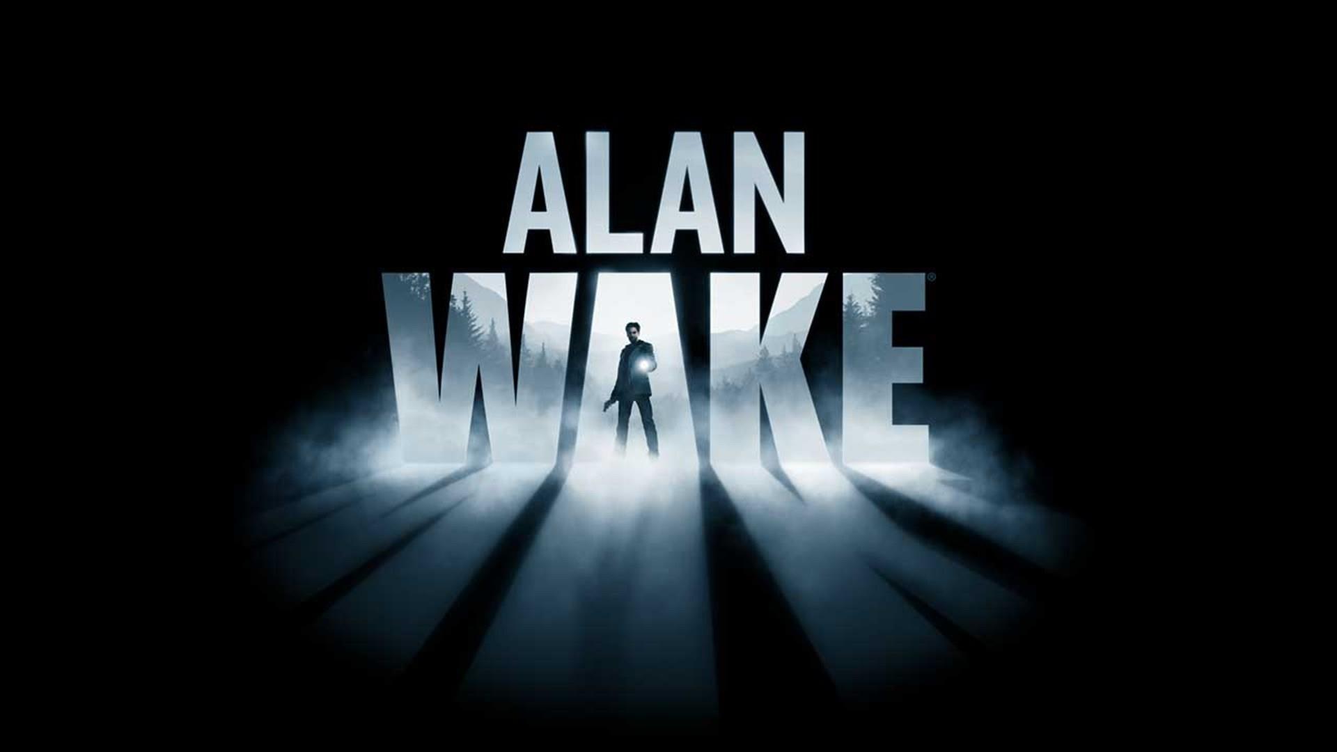 Alan Wake ~ HeroArt