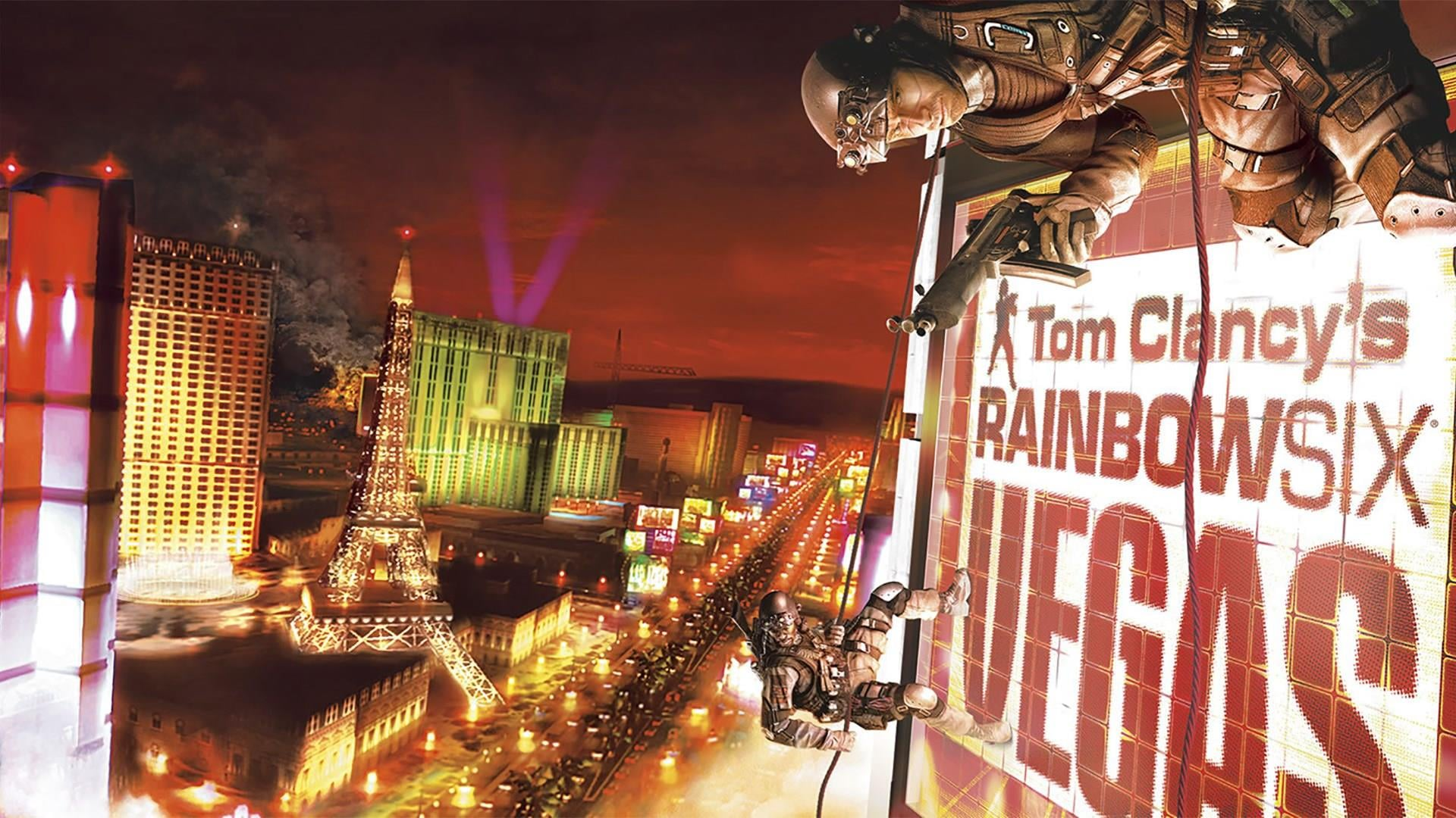 Tom Clancy's Rainbow Six Vegas ~ HeroArt