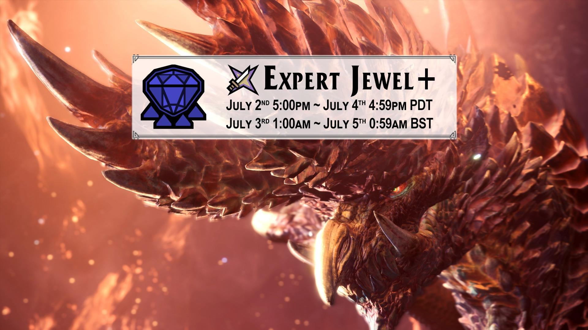 Monster Hunter World Iceborne Is Giving Away Free In Game Jewels