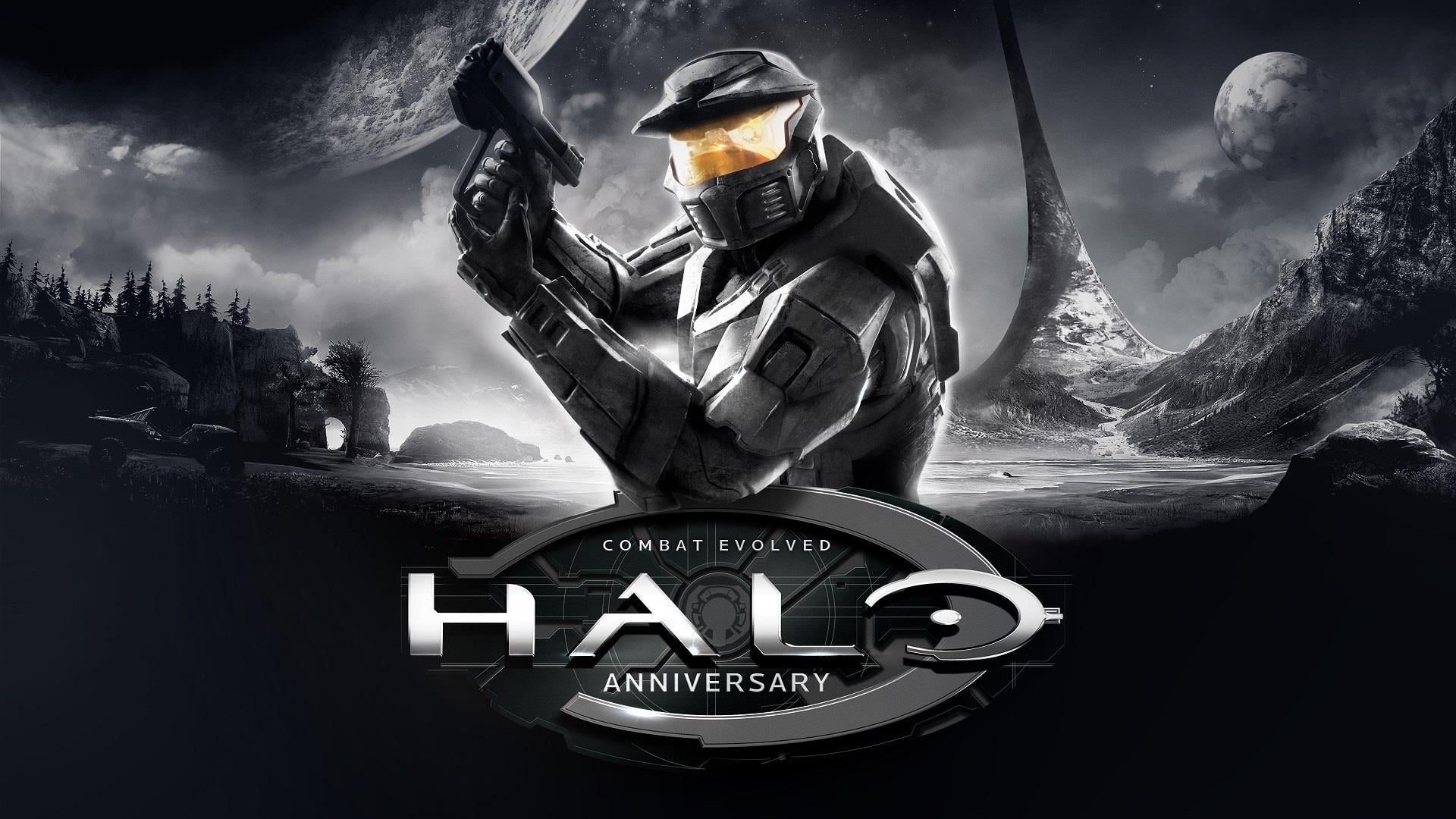 Halo: Combat Evolved Anniversary ~ HeroArt