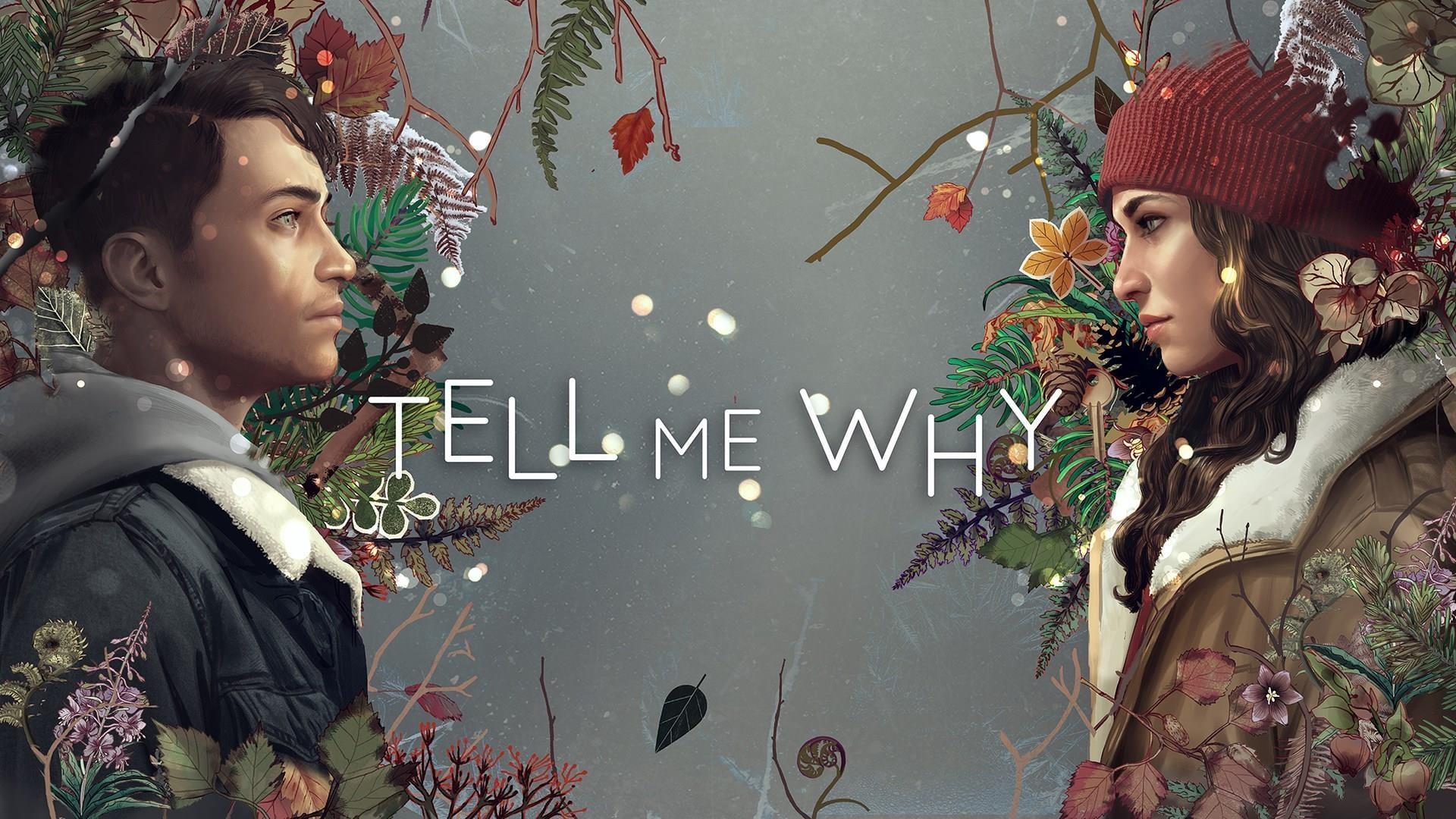 Tell Me Why ~ TitledHeroArt