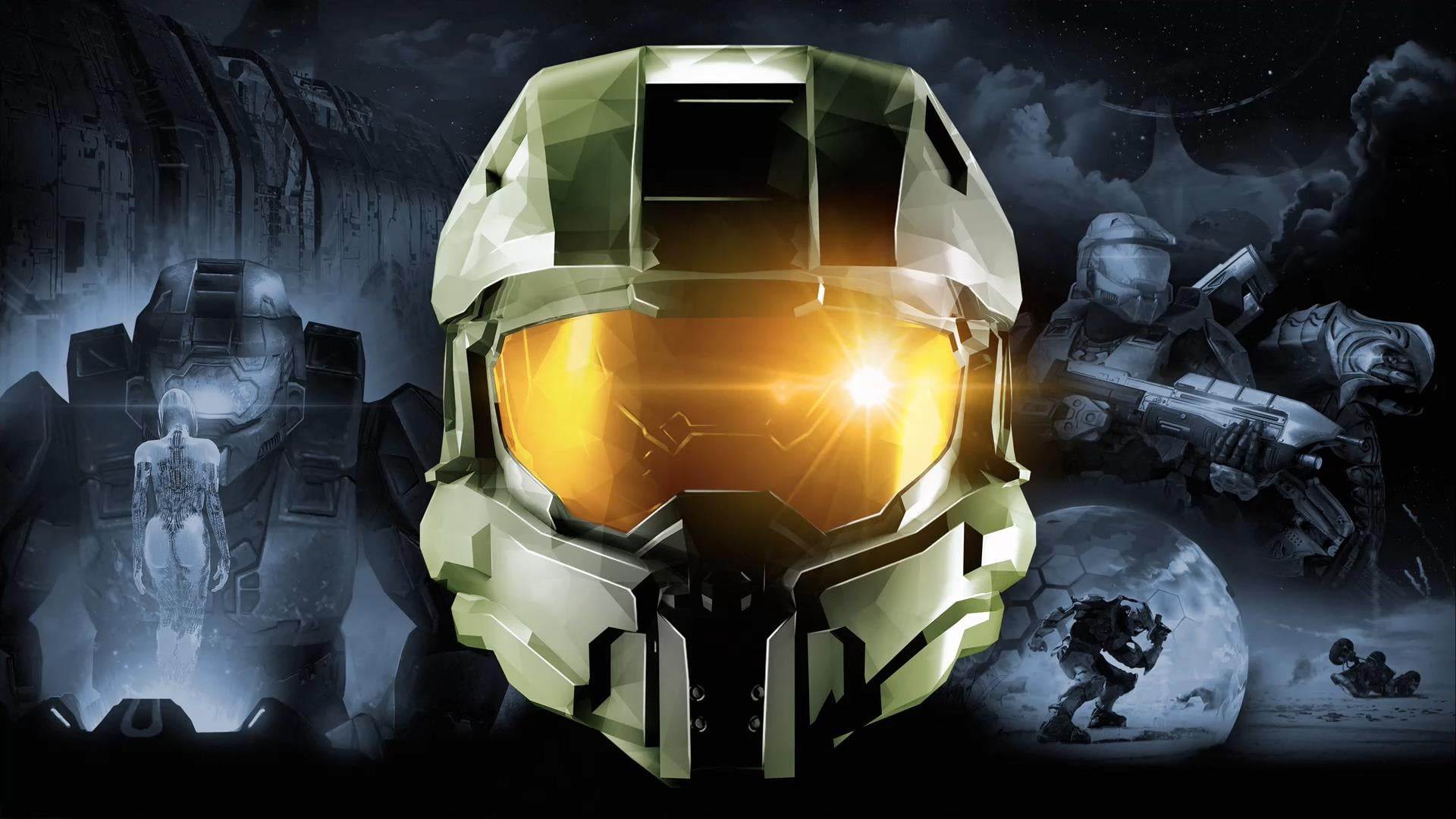 Halo; The Master Chief Collection ~ Launch (Halo 3)