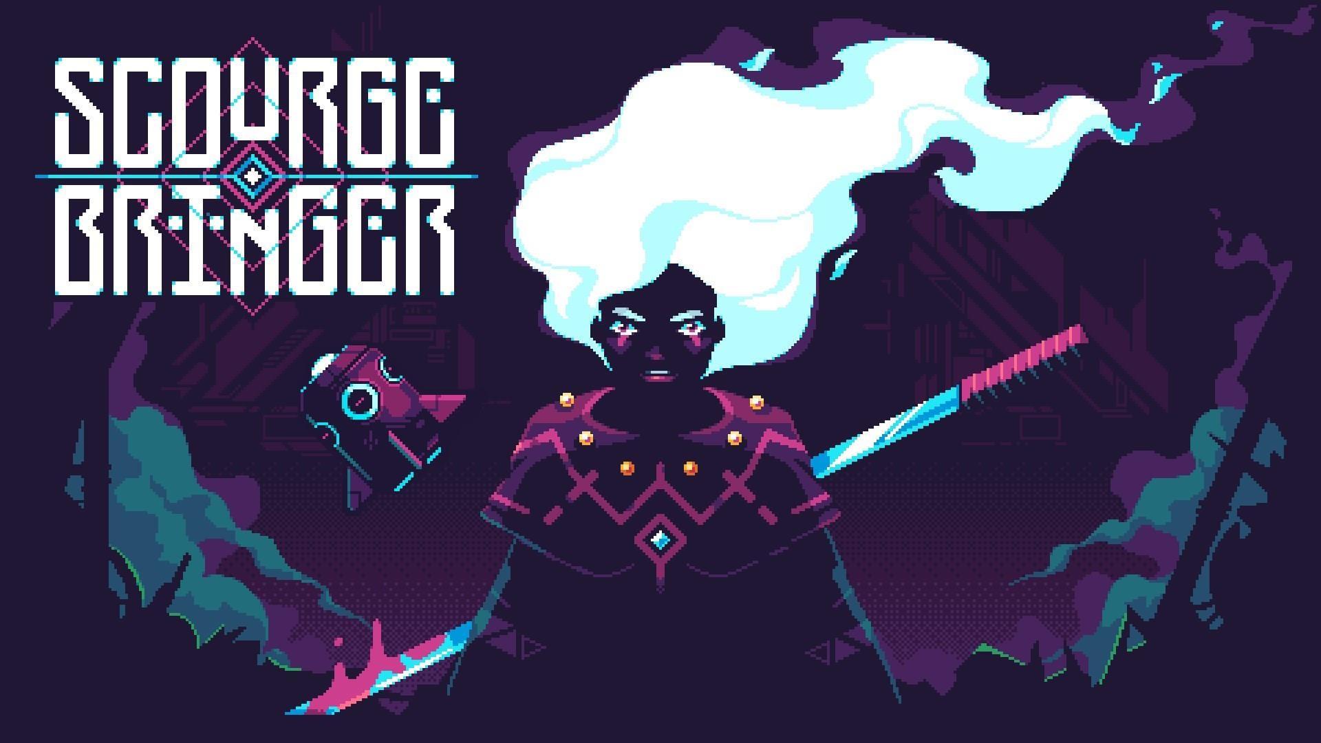 ScourgeBringer (demo) ~ TitledHeroArt
