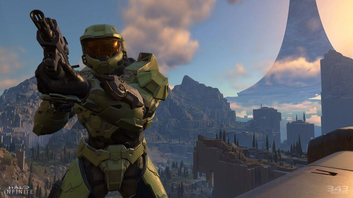 Halo Infinite Development Reportedly Hindered By Outsourcing, Halo TV Show a 'Distraction'