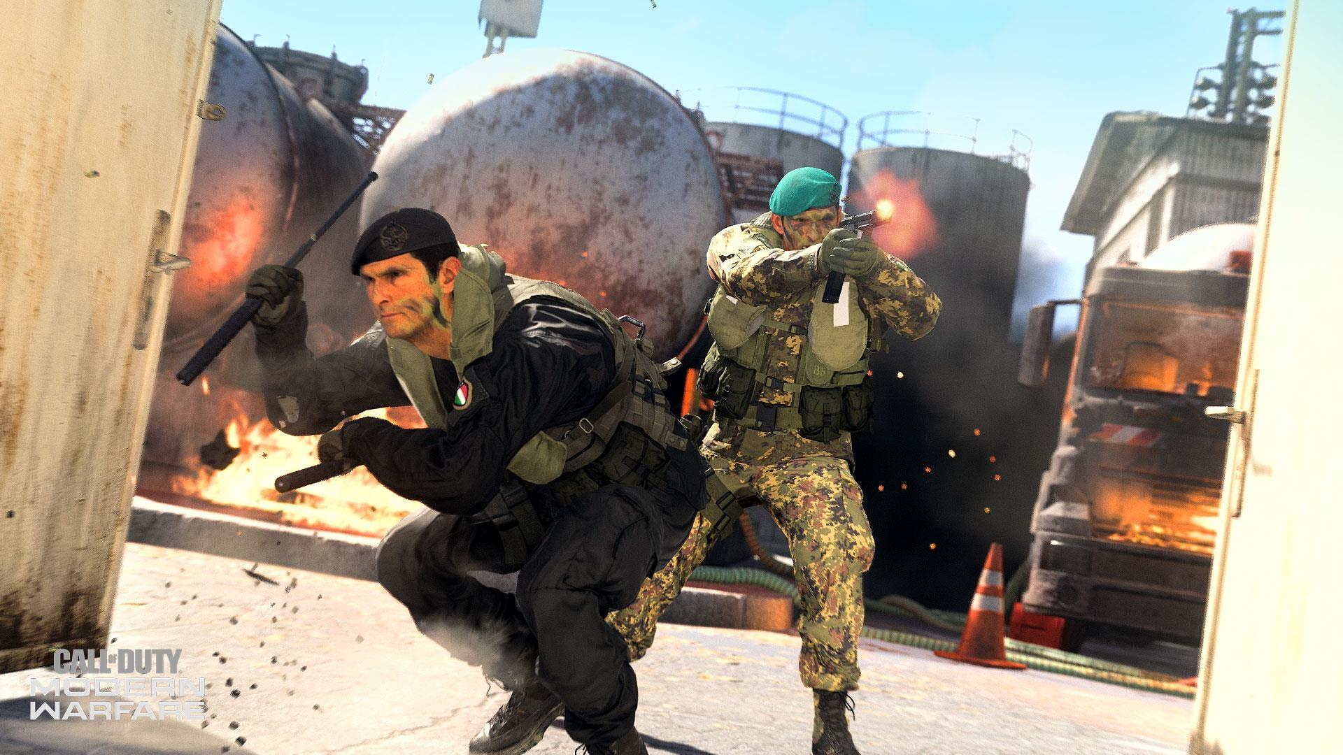 Modern Warfare S Triple Feed Weekend Goes Live Today Offering