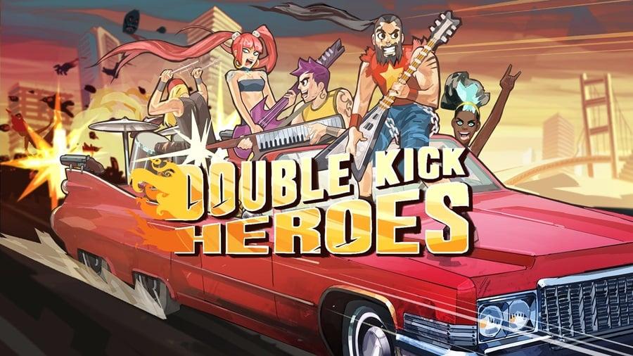 Double Kick Heroes Achievements