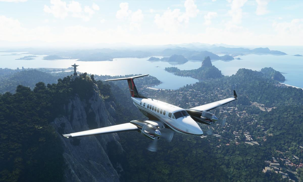 Microsoft Flight Simulator review