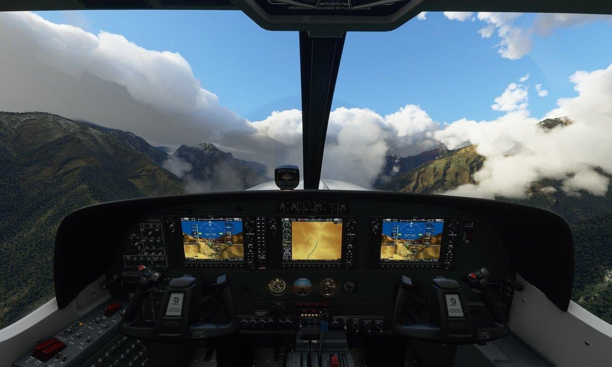 Microsoft Flight Simulator Gets World Update II Focused on the USA