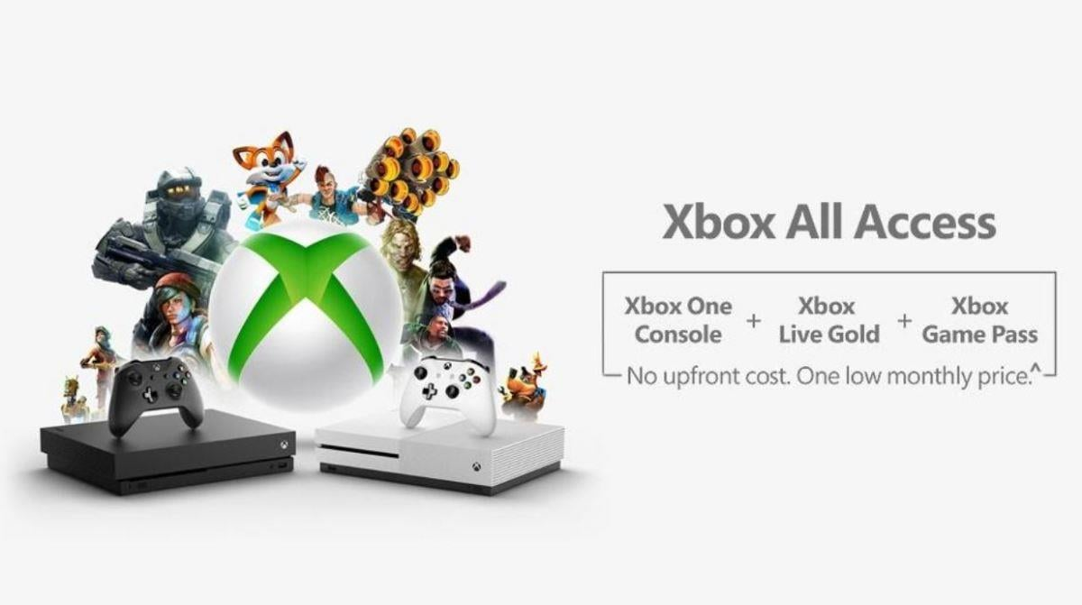 What is Xbox All Access? Here's everything you need to know about the  finance option