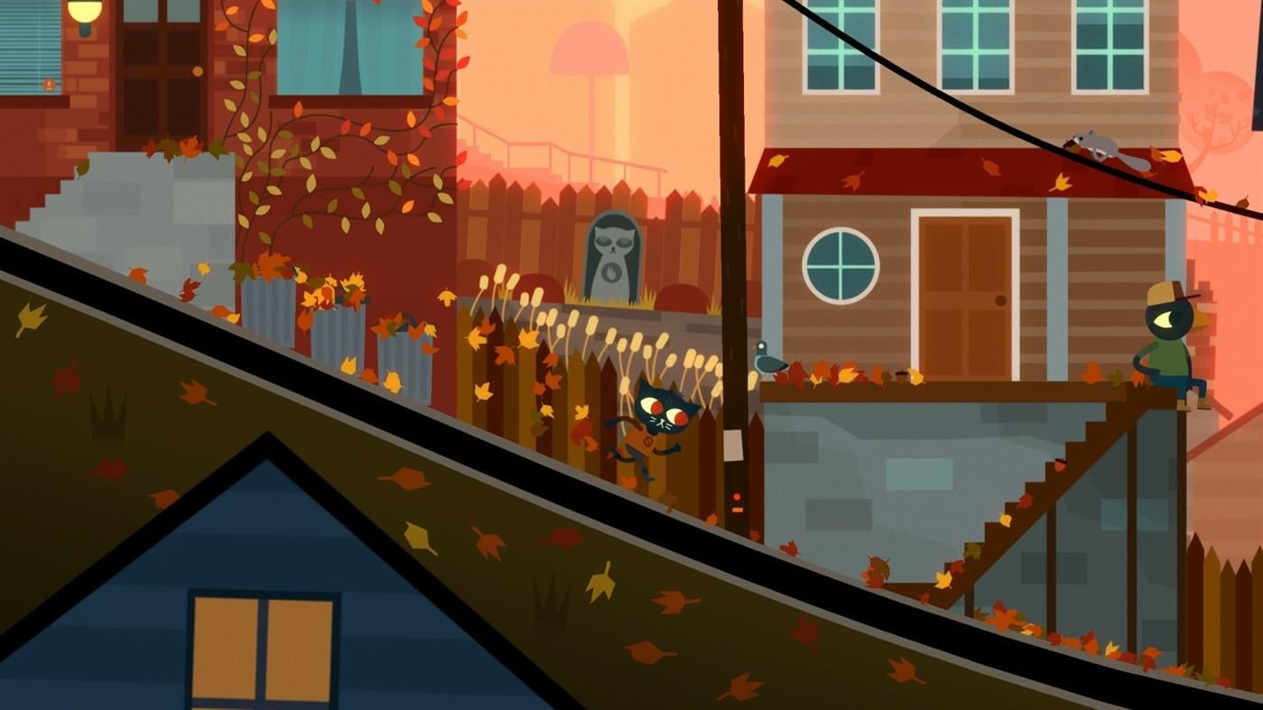 Night in the Woods Xbox Game Pass