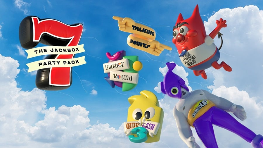 The Jackbox Party Pack 7 Achievements