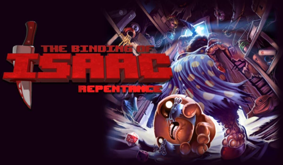 The Binding of Isaac: Repentance announced as a