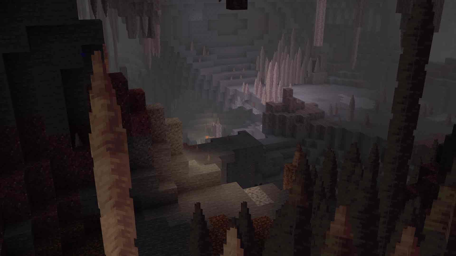 Minecraft's Caves and Cliffs Update Arrives in 2021