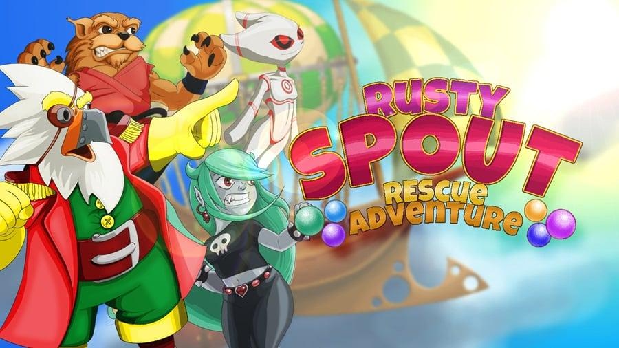 Rusty Spout Rescue Adventure Achievements