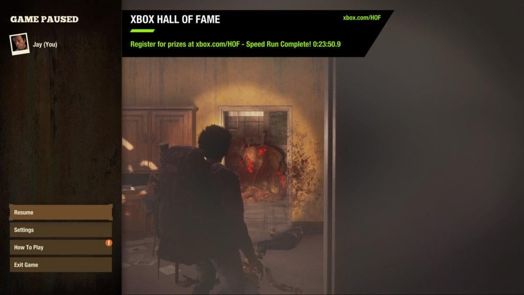State of Decay 2 Hall of Fame Trial