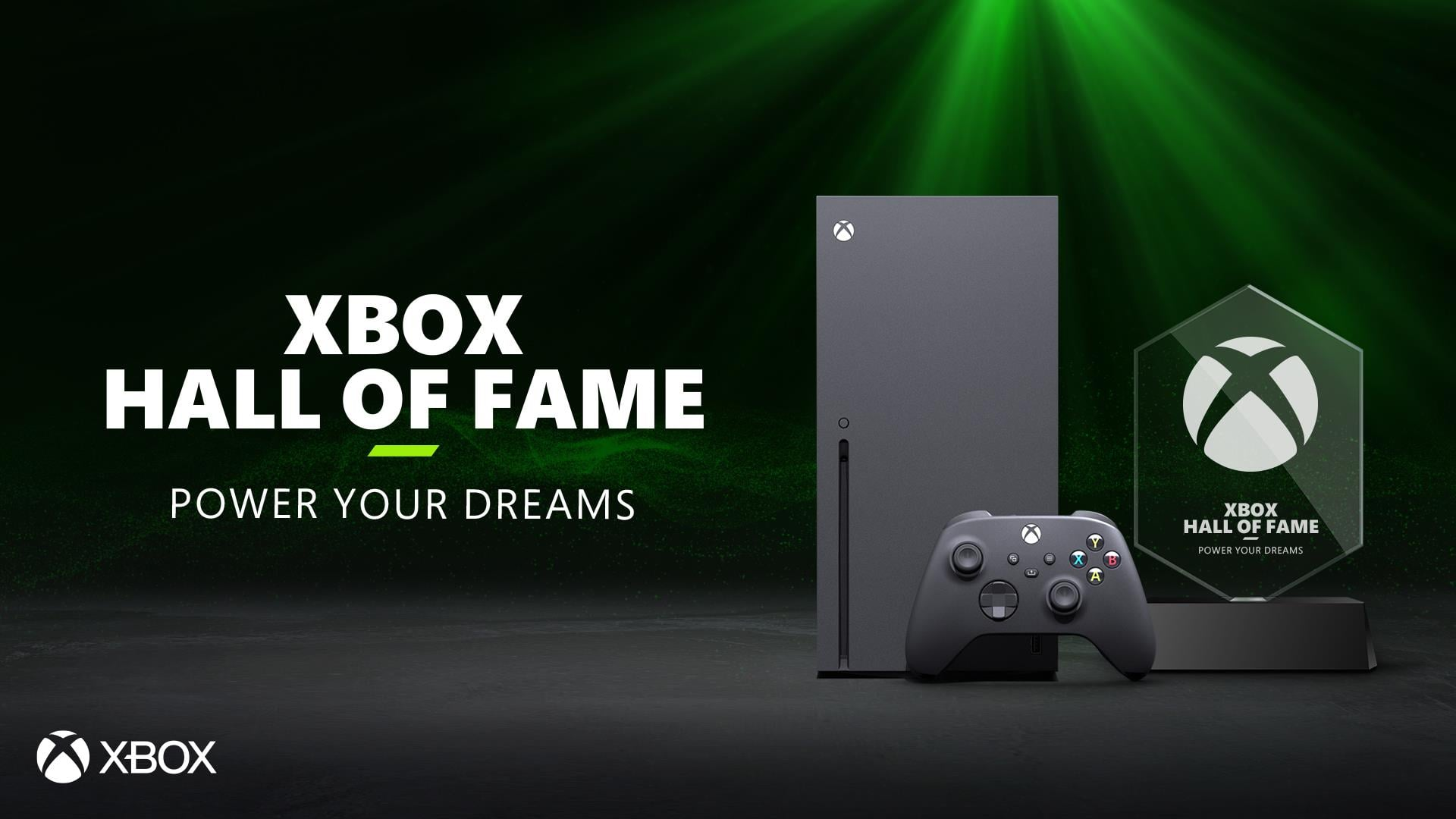 Xbox Hall of Fame leaderboards
