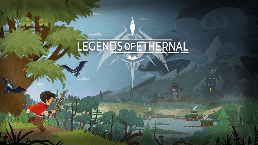 Legends of Ethernal Achievements
