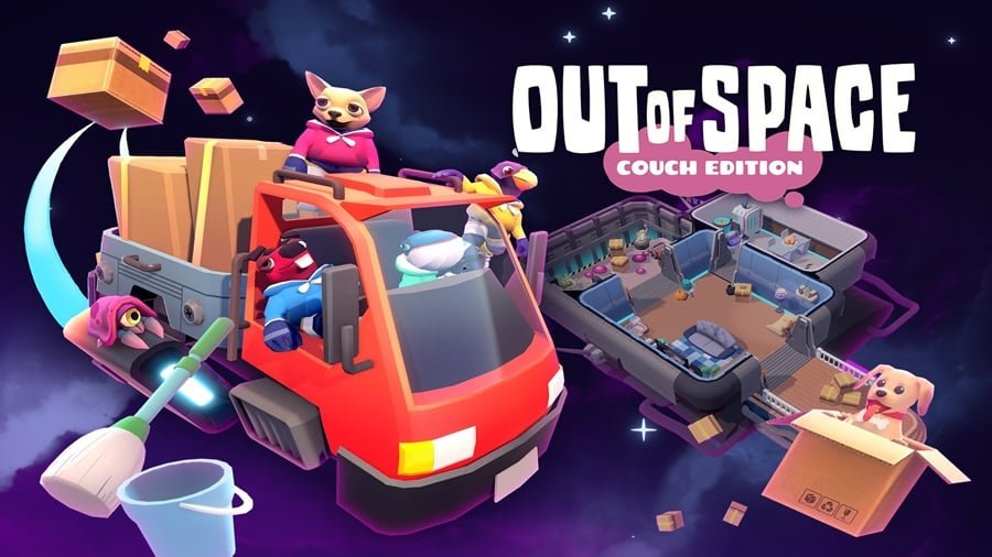 Out of Space: Couch Edition Achievements
