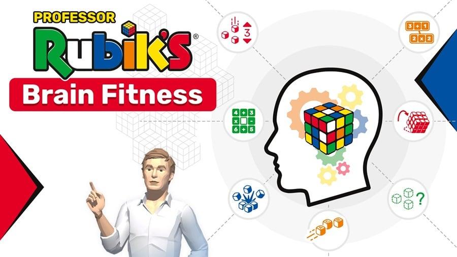 Professor Rubik's Brain Fitness Achievements