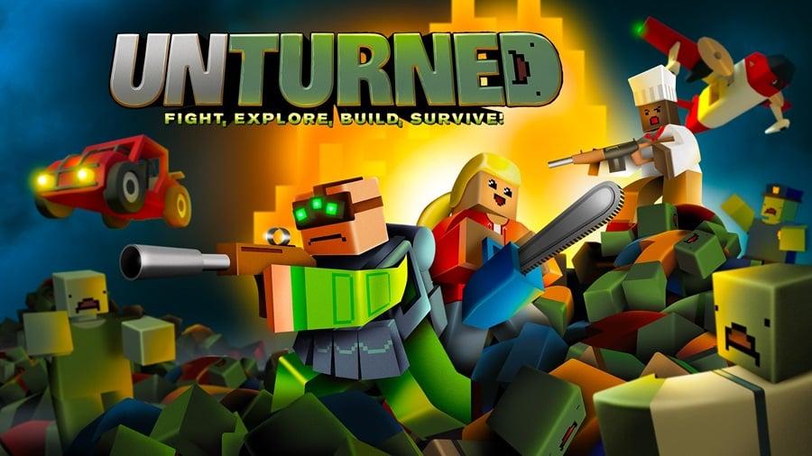 Unturned Achievements