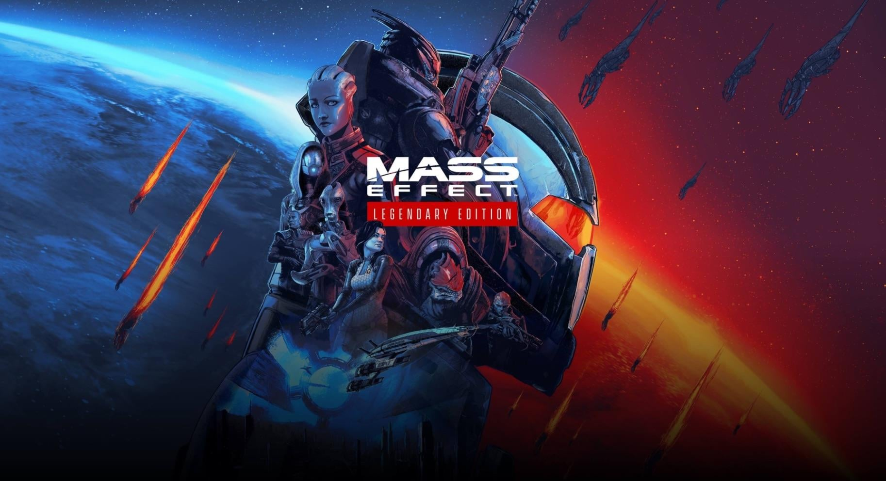 Mass Effect Legendary Edition announced by BioWare - PC
