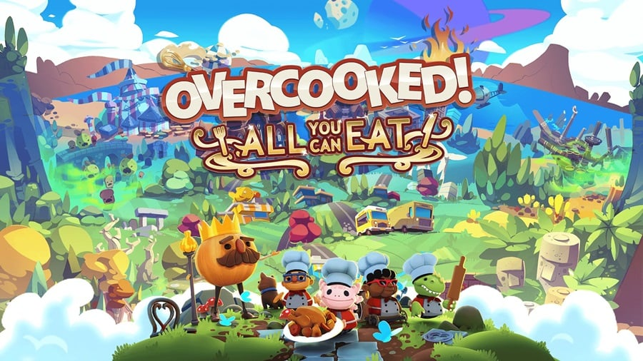 Overcooked! All You Can Eat Achievements