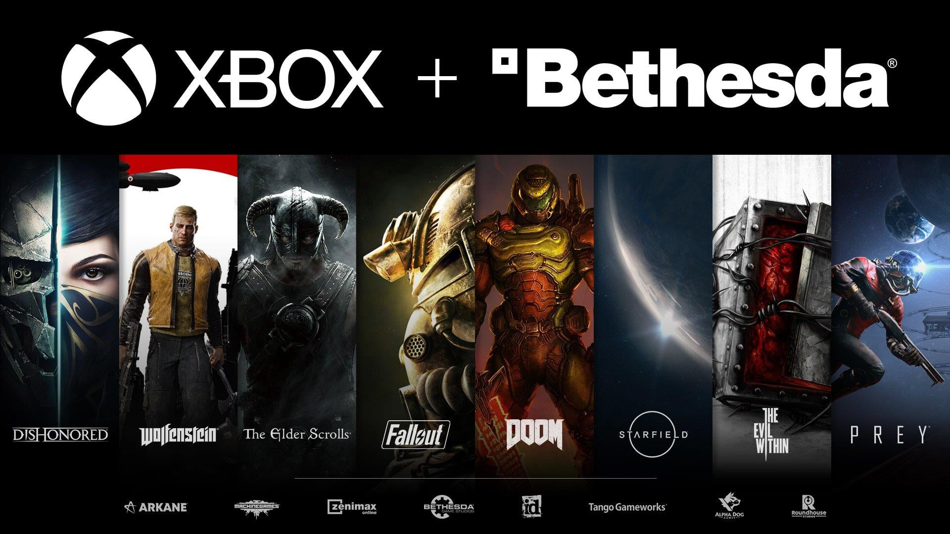 Microsoft Wants Bethesda Games 'First or Better or Best' on Xbox