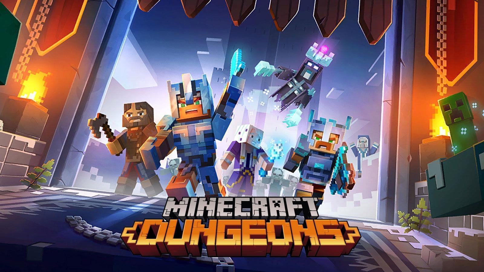 Minecraft Dungeons cloud saves