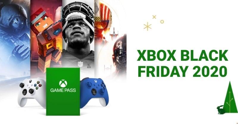 Xbox Black Friday Sale 2020
