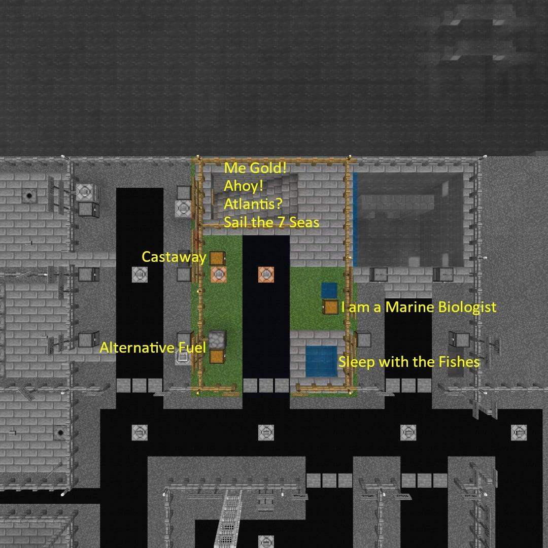 Update 1.4.0: Update Aquatic - Phase One