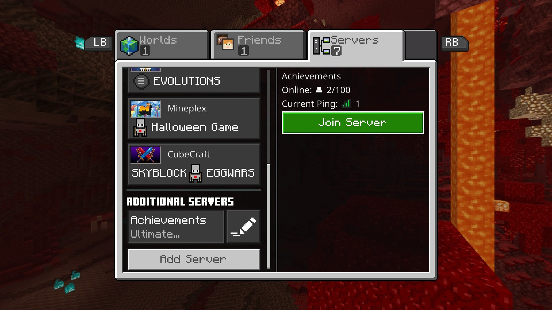 Join a Dedicated Server - Step 3