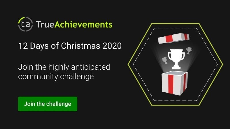 TrueAchievements' 12 days of Christmas