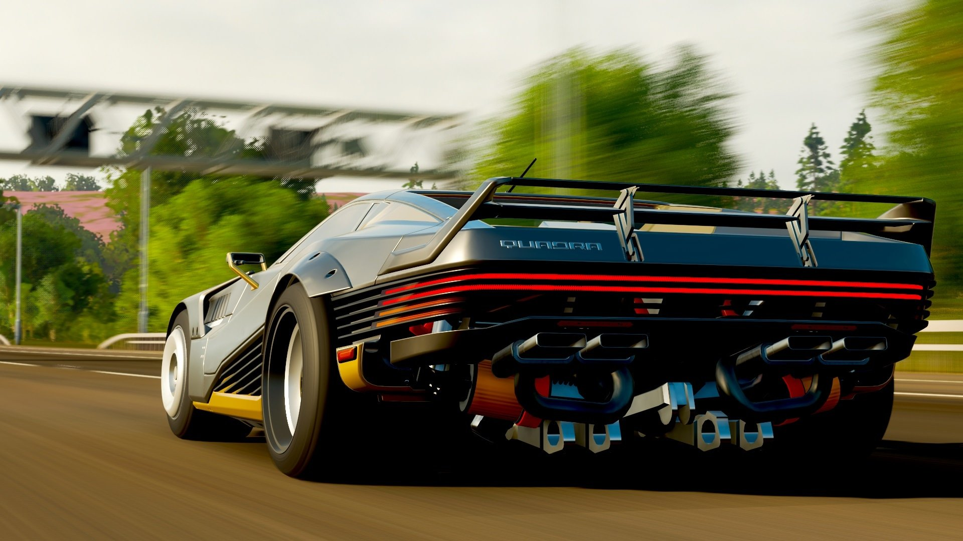 Te explicamos cómo conseguir el coche de Cyberpunk 2077 en Forza Horizon 4