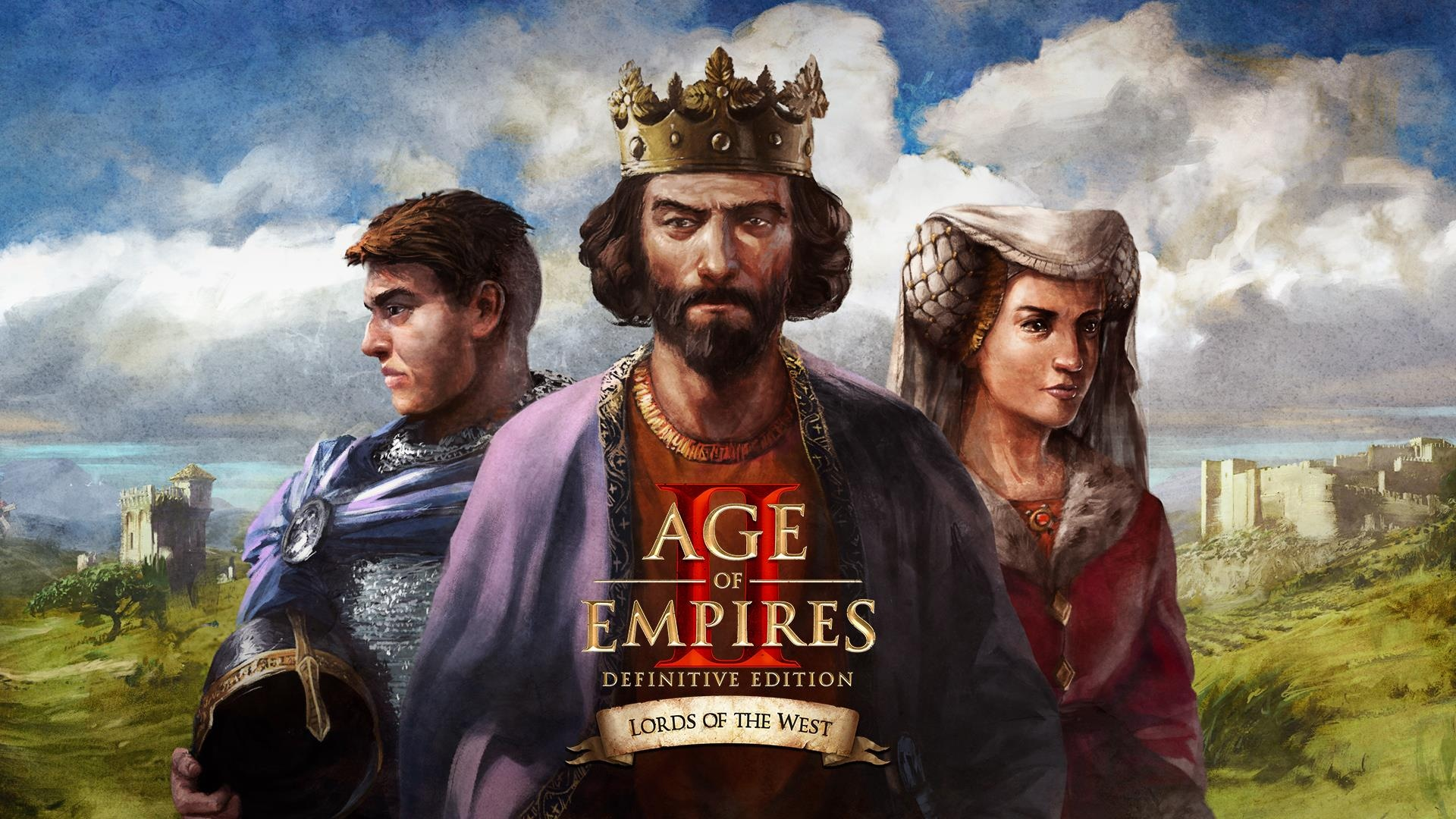Lords of the West DLC Age of Empires II