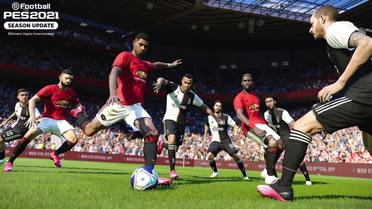 efootbal PES 2021 Xbox Game Pass