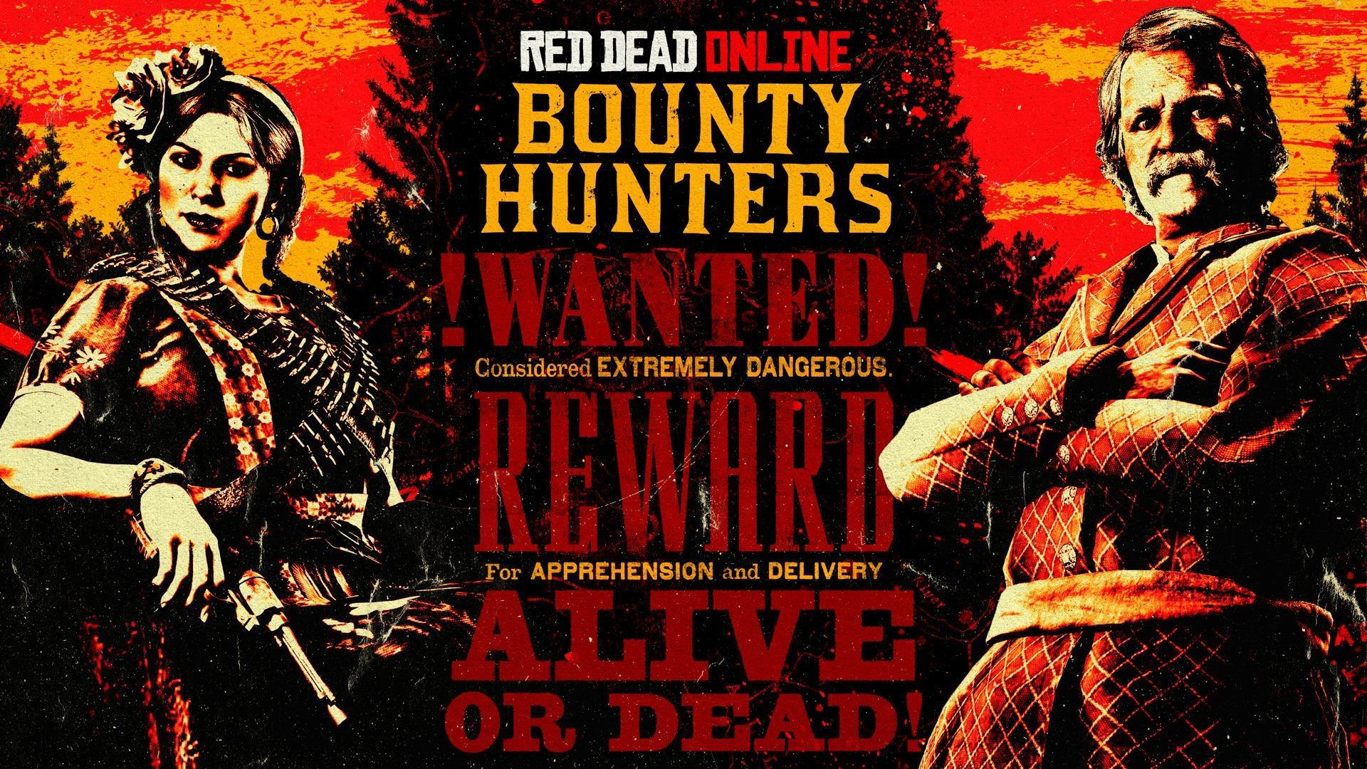 Bounty Hunter week