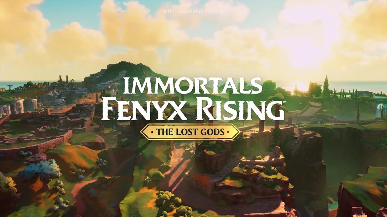 Los dioses perdidos