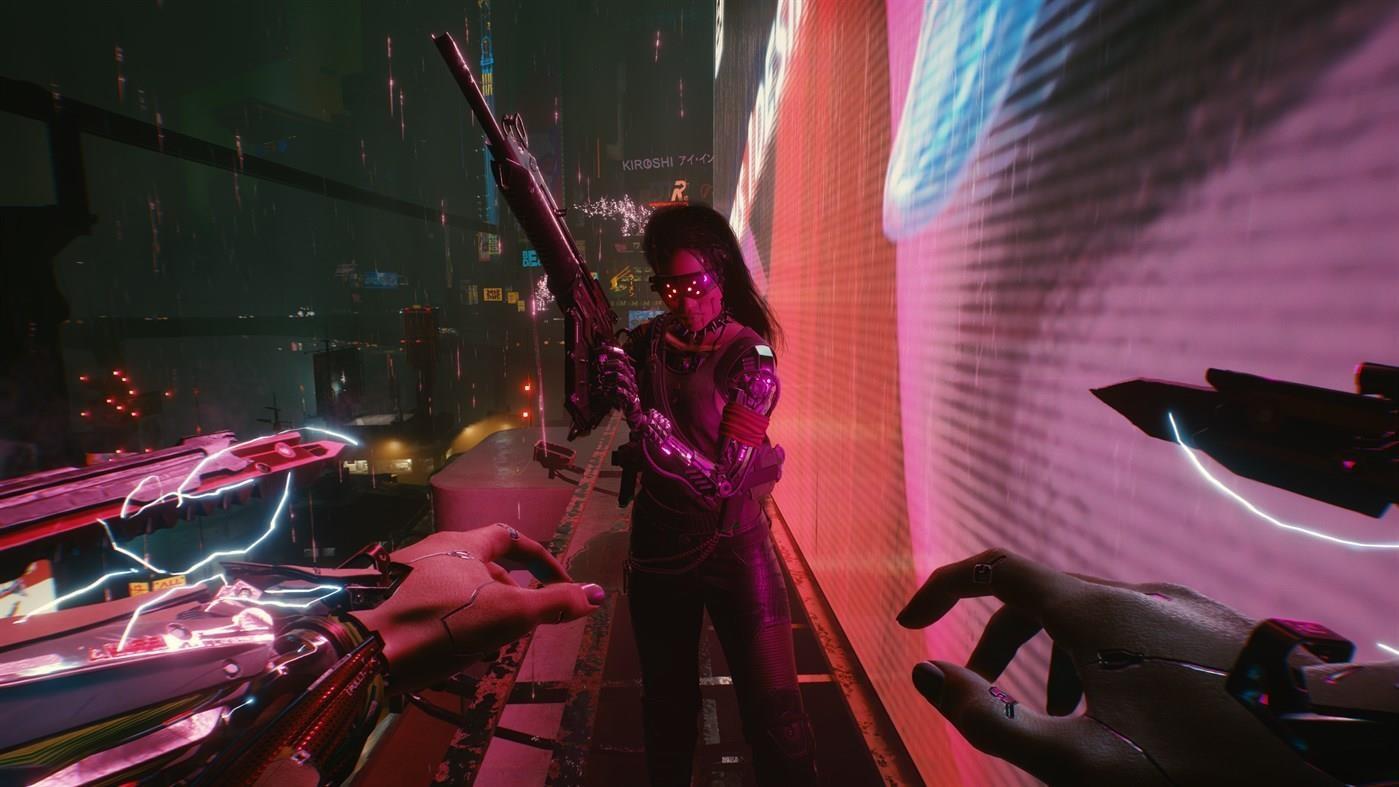 CD Projekt Red has no plans to shelve Cyberpunk 2077.