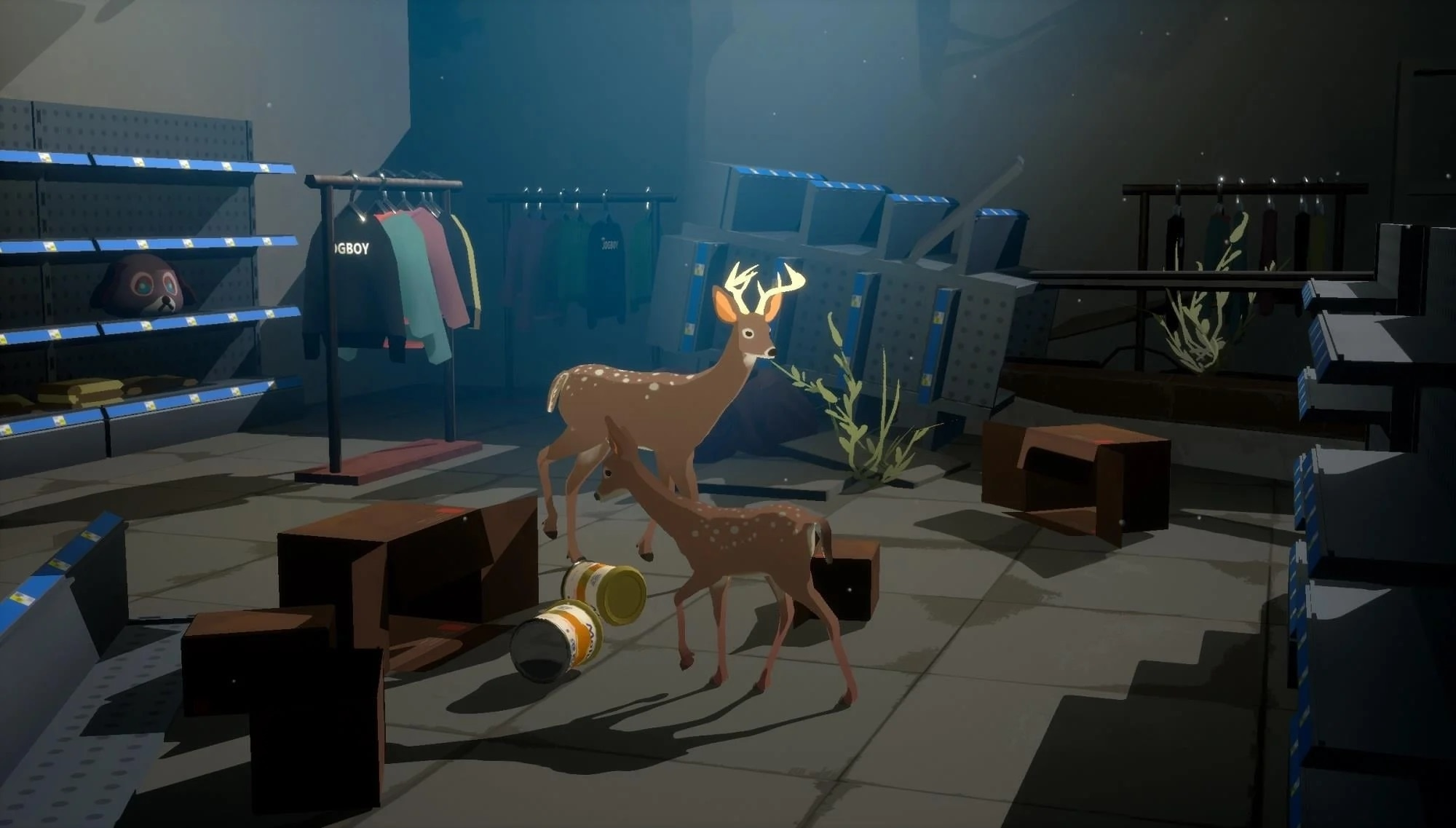 The Road to Woods Xbox exclusieve indiegame