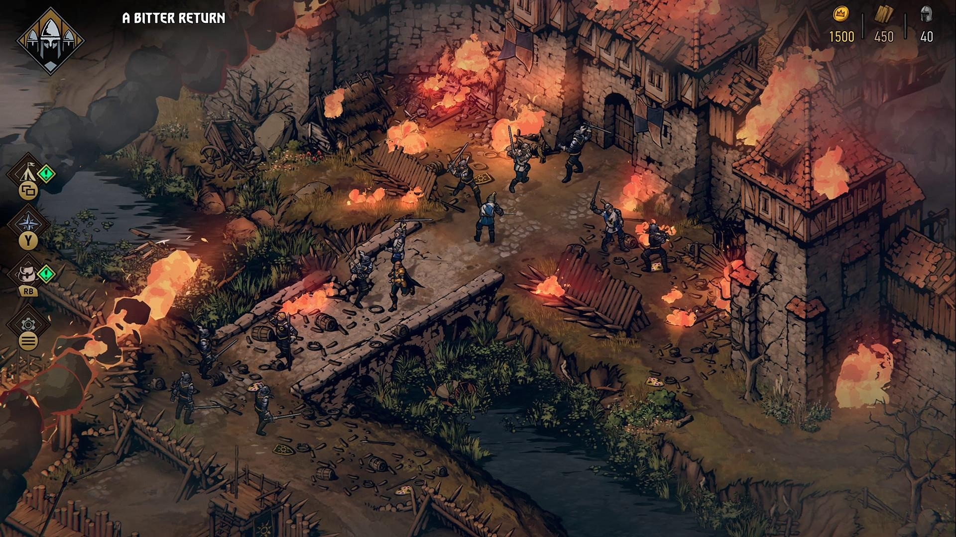 thronebreaker the witcher tales xbox game pass best games