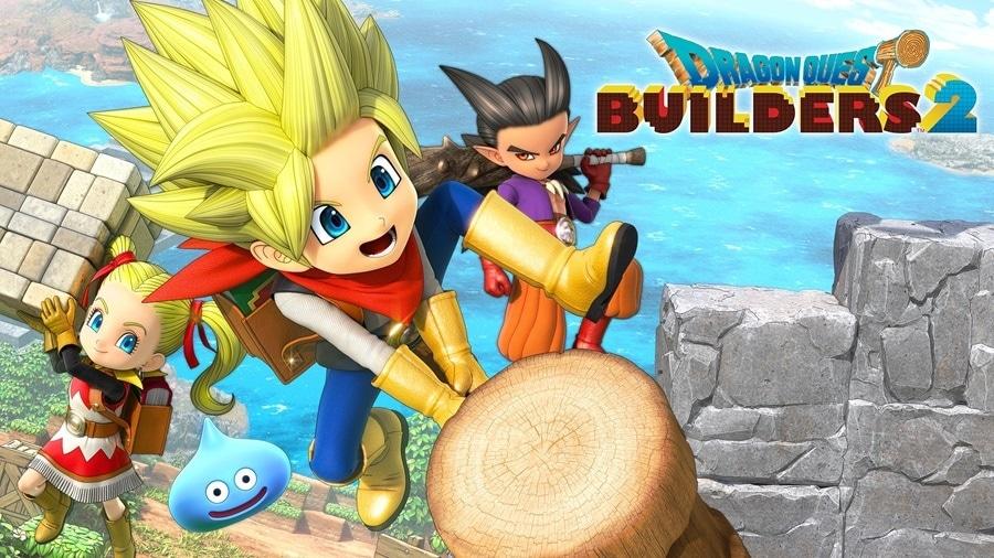 Dragon Quest Builders 2 Achievements