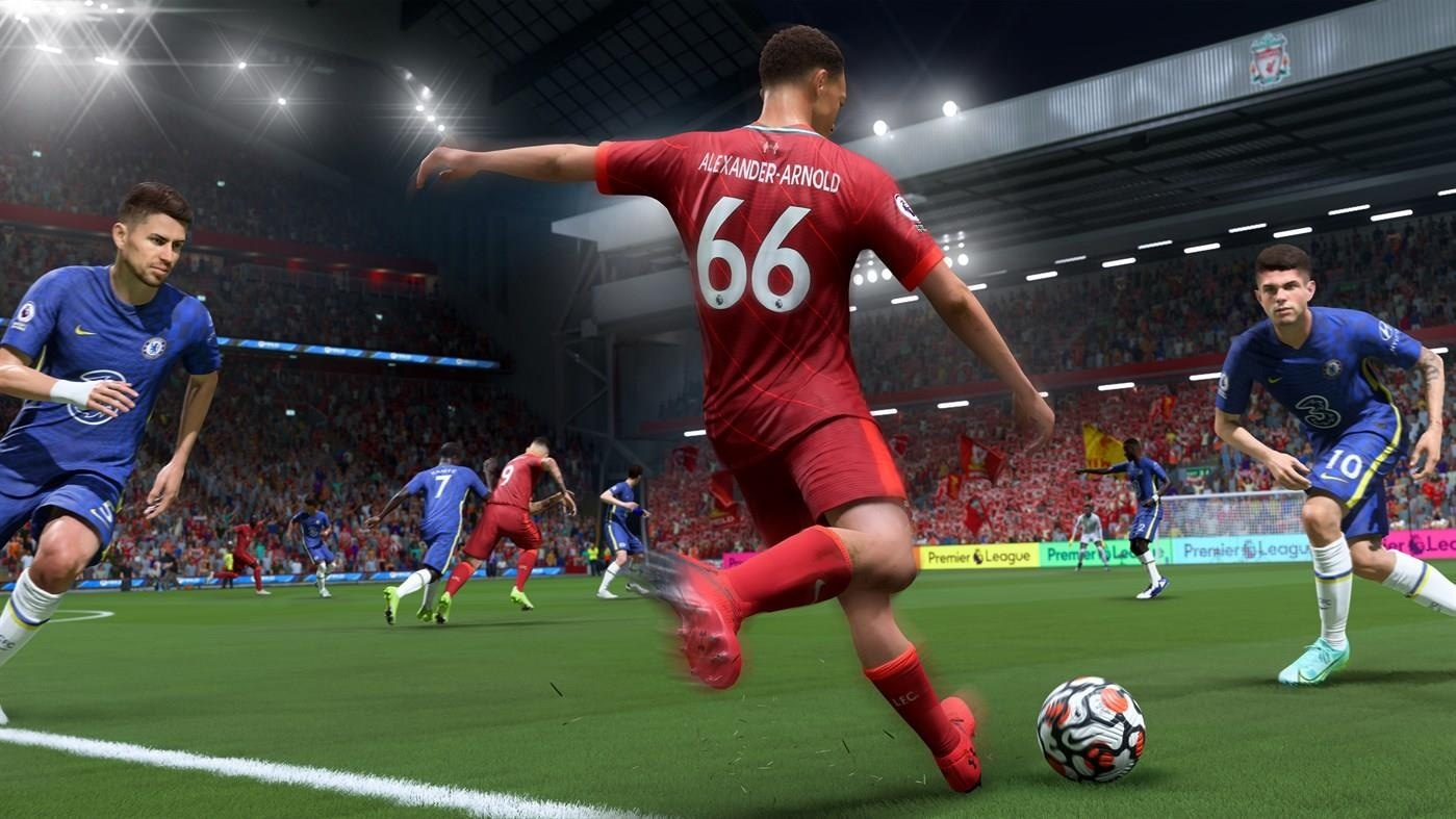 FIFA 22 gameplay extensively detailed in developer weblog